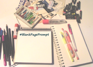 blank page prompt