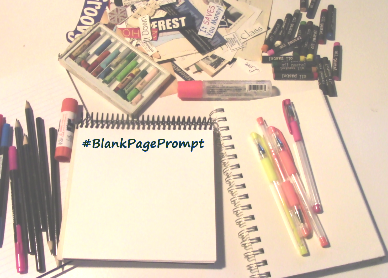 Blank Page Prompt 3-21